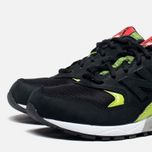 Мужские кроссовки New Balance MRT580SM x Mita Sneakers x SBTG Black/Green фото- 5