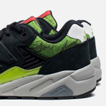 Мужские кроссовки New Balance MRT580SM x Mita Sneakers x SBTG Black/Green фото- 6