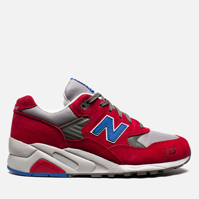 Мужские кроссовки New Balance MT580BSR Barber Shop Pack Red/Grey/Blue