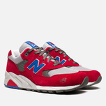 Мужские кроссовки New Balance MT580BSR Barber Shop Pack Red/Grey/Blue фото- 1