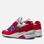 Мужские кроссовки New Balance MT580BSR Barber Shop Pack Red/Grey/Blue фото- 2