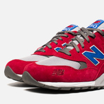 Мужские кроссовки New Balance MT580BSR Barber Shop Pack Red/Grey/Blue фото- 5