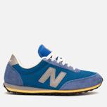 Кроссовки New Balance U410HBGY Blue фото- 0