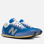 Кроссовки New Balance U410HBGY Blue фото- 1