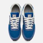 Кроссовки New Balance U410HBGY Blue фото- 4