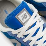 Кроссовки New Balance U410HBGY Blue фото- 6