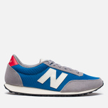 New Balance U410HGB Grey/Blue photo- 0