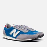 Мужские кроссовки New Balance U410HGB Grey/Blue фото- 1