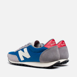 New Balance U410HGB Grey/Blue photo- 2