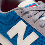 New Balance U410HGB Grey/Blue photo- 7