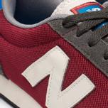 Мужские кроссовки New Balance U410HKR Grey/Red фото- 7