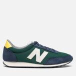 Мужские кроссовки New Balance U410HNG Green/Grey фото- 0