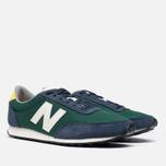 Мужские кроссовки New Balance U410HNG Green/Grey фото- 1
