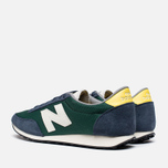 New Balance U410HNG Green/Grey photo- 2