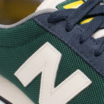 New Balance U410HNG Green/Grey photo- 7