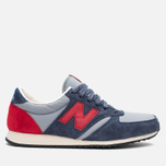 Кроссовки New Balance U420PRBR Navy/Red фото- 0