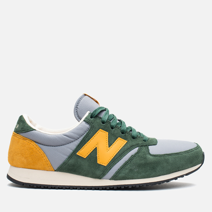 Кроссовки New Balance U420PRGY Green/Yellow