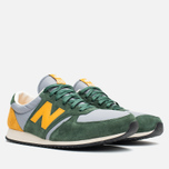 Кроссовки New Balance U420PRGY Green/Yellow фото- 1