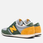 Кроссовки New Balance U420PRGY Green/Yellow фото- 2