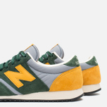 Кроссовки New Balance U420PRGY Green/Yellow фото- 5