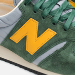 Кроссовки New Balance U420PRGY Green/Yellow фото- 6