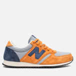 Кроссовки New Balance U420PROB Orange/Navy фото- 0