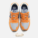 Кроссовки New Balance U420PROB Orange/Navy фото- 4