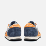 Кроссовки New Balance U420PROB Orange/Navy фото- 3