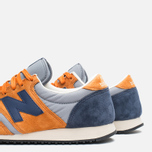 Кроссовки New Balance U420PROB Orange/Navy фото- 7