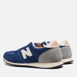 Мужские кроссовки New Balance U420SRBB Ink фото- 2