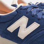 Мужские кроссовки New Balance U420SRBB Ink фото- 7