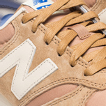 Мужские кроссовки New Balance U420SRCB Beige/Grey фото- 7
