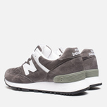 New Balance W576GRS Grey photo- 2