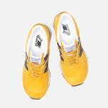 Женские кроссовки New Balance W576PYB Yellow/Navy фото- 4
