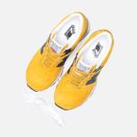 Женские кроссовки New Balance W576PYB Yellow/Navy фото- 9