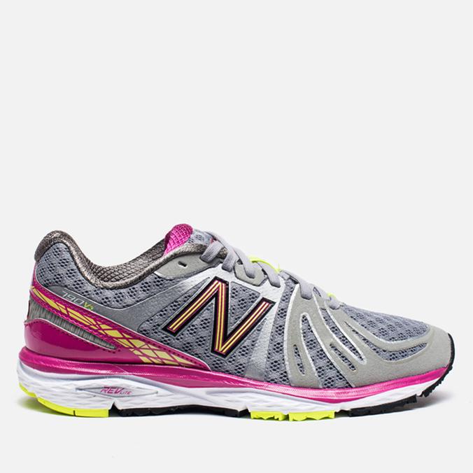 Женские кроссовки New Balance W790WP3 Silver/Pink