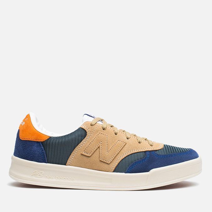 Мужские кроссовки New Balance x 24 Kilates CT300PKT Beige/Navy/Orange