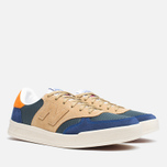 Мужские кроссовки New Balance x 24 Kilates CT300PKT Beige/Navy/Orange фото- 1