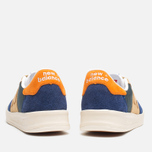 Мужские кроссовки New Balance x 24 Kilates CT300PKT Beige/Navy/Orange фото- 3