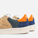 Мужские кроссовки New Balance x 24 Kilates CT300PKT Beige/Navy/Orange фото- 6