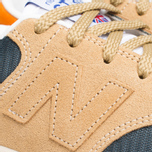 Мужские кроссовки New Balance x 24 Kilates CT300PKT Beige/Navy/Orange фото- 7