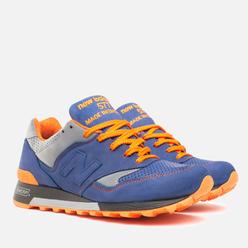 Мужские кроссовки New Balance x Limited Edt M577LEV Made in England Blue/Orange