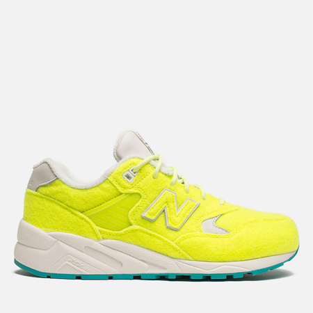 Мужские кроссовки New Balance x Mita Sneakers The Battle Surfaces MRT580 Yellow