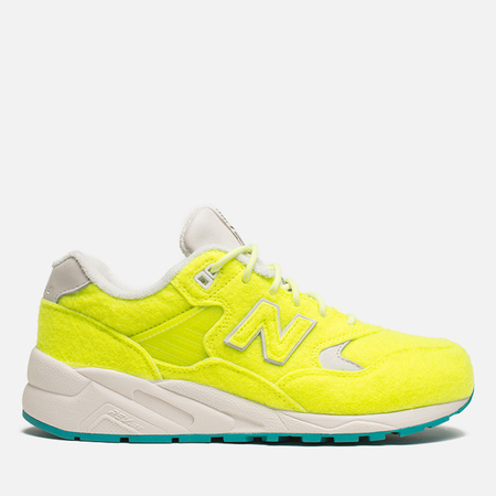 New Balance x Mita Sneakers The Battle Surfaces MRT580 Sneakers Yellow