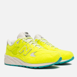 Мужские кроссовки New Balance x Mita Sneakers The Battle Surfaces MRT580 Yellow фото- 1