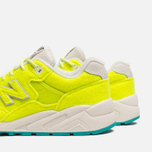 Мужские кроссовки New Balance x Mita Sneakers The Battle Surfaces MRT580 Yellow фото- 6