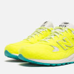 Мужские кроссовки New Balance x Mita Sneakers The Battle Surfaces MRT580 Yellow фото- 5