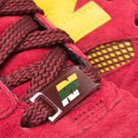 Мужские кроссовки New Balance x Ronnie Fieg M530KH Central Park Sneakers Burgundy/Yellow фото- 9