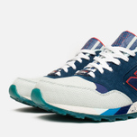 Мужские кроссовки New Balance x Ronnie Fieg M850KH Brooklyn Bridge Navy/Blue/Beige фото- 5