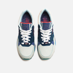 Мужские кроссовки New Balance x Ronnie Fieg M850KH Brooklyn Bridge Navy/Blue/Beige фото- 4